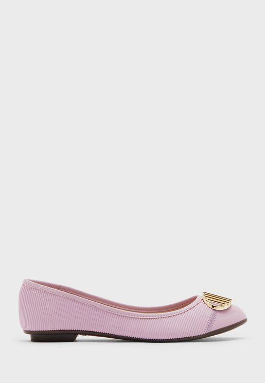 حذاء باليرينا سهل الارتداء