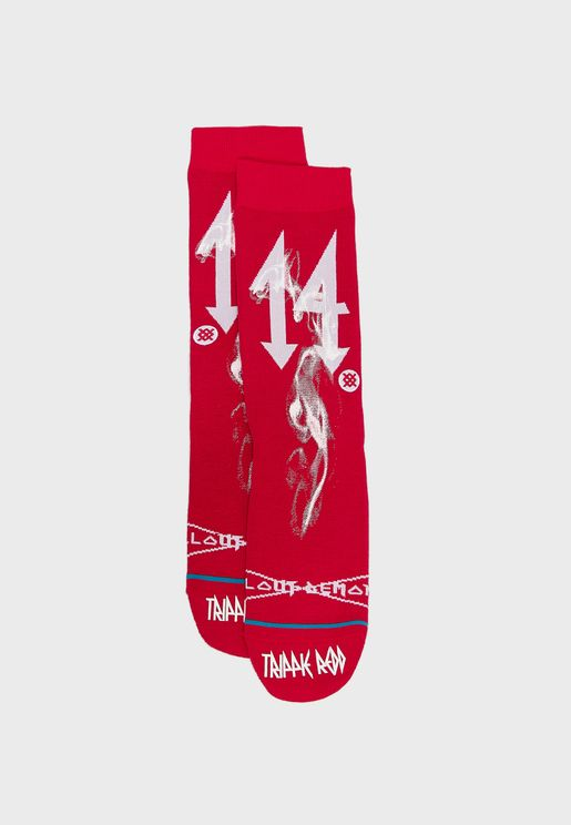 Trippie Crew Socks