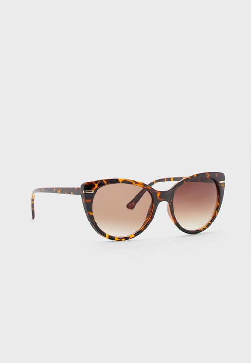 Missillier Oversized Sunglasses