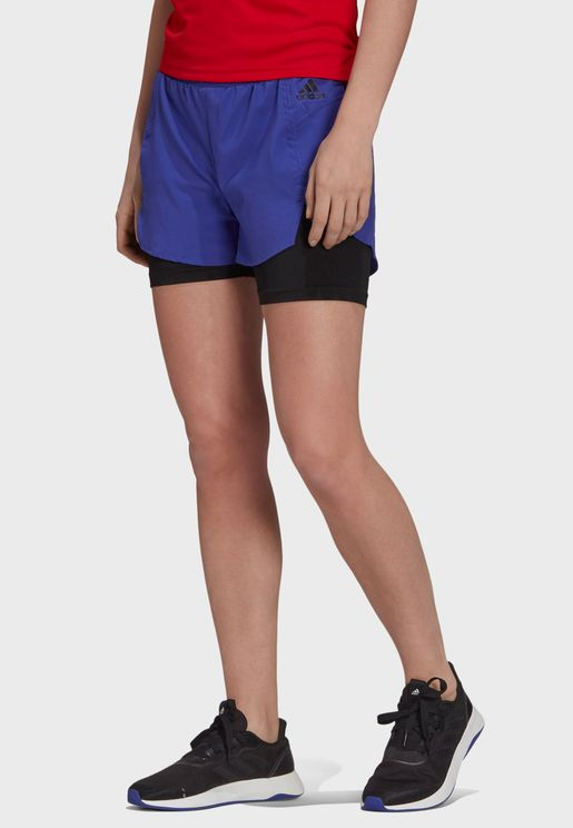 Primeblue 2In1 Shorts
