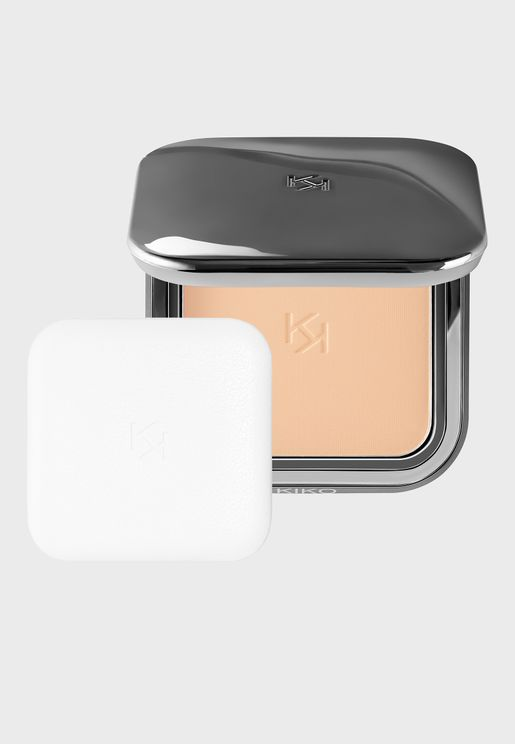 Matte Fusion Pressed Foundation Powder 01