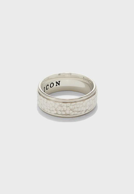 خاتم كلاسيكي من الستيل