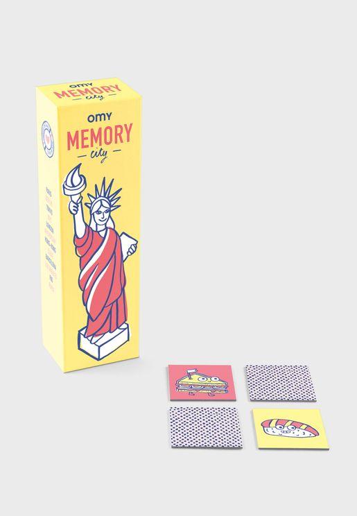 صندوق لعبة الذاكرة