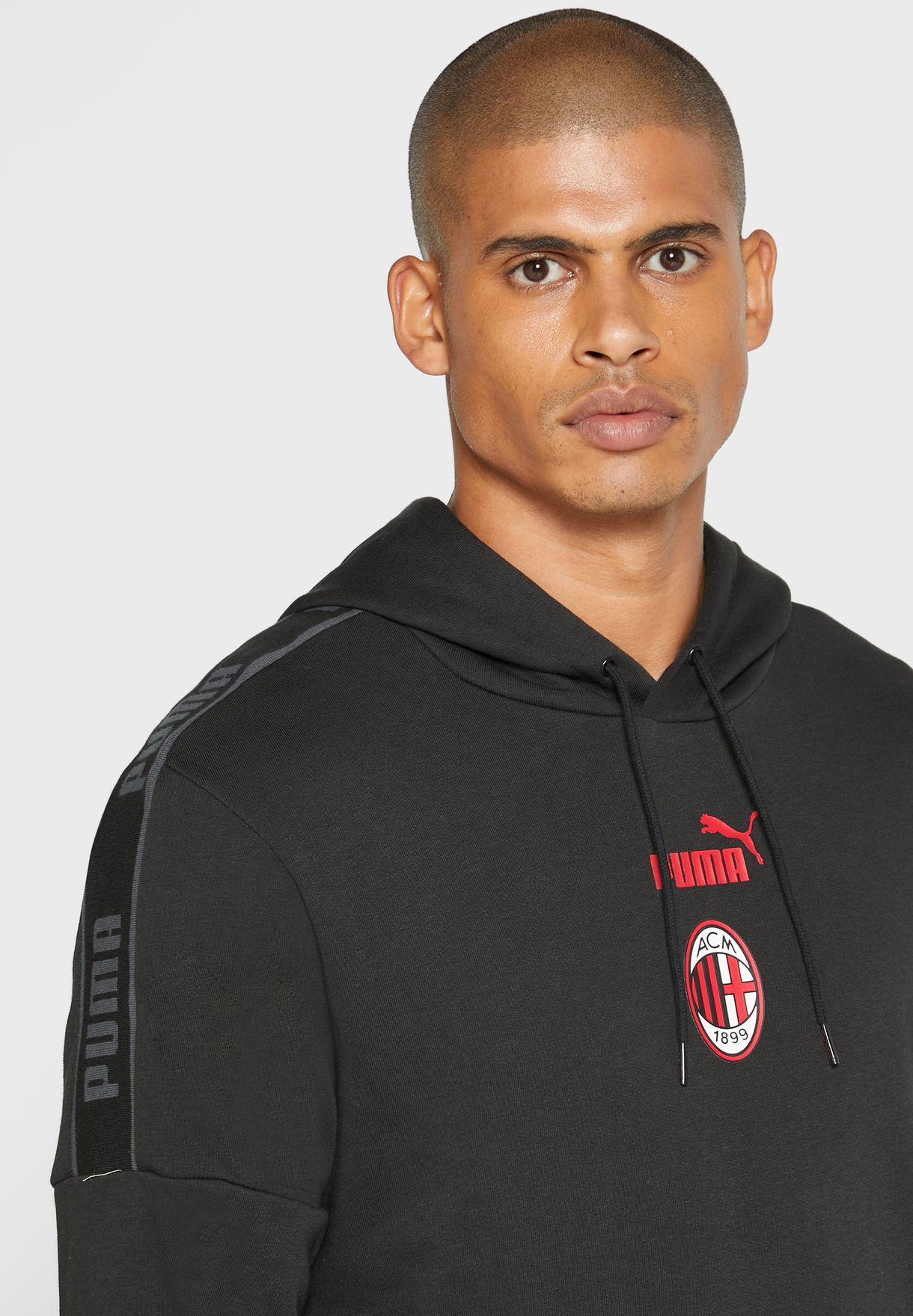 AC Milan ftblCulture Hoodie