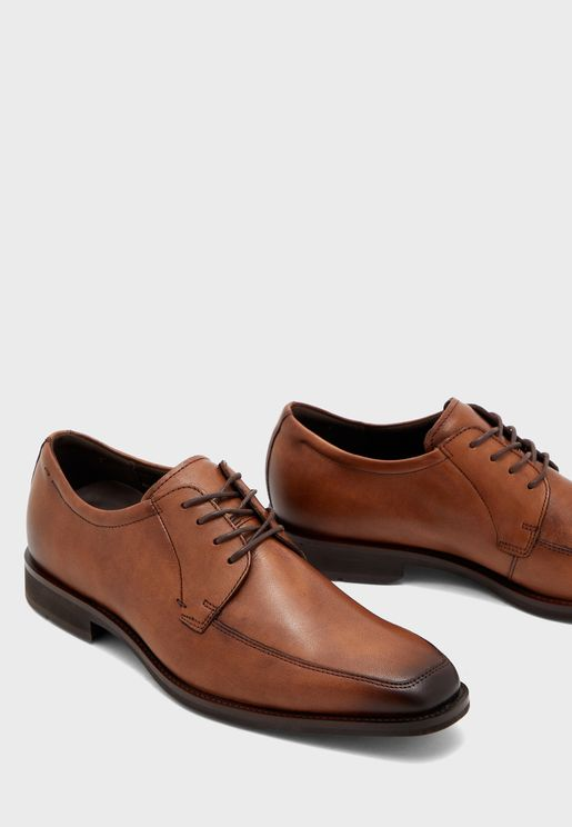 Calcan Derby Lace Ups