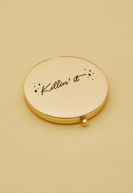Killin It Compact Mirror