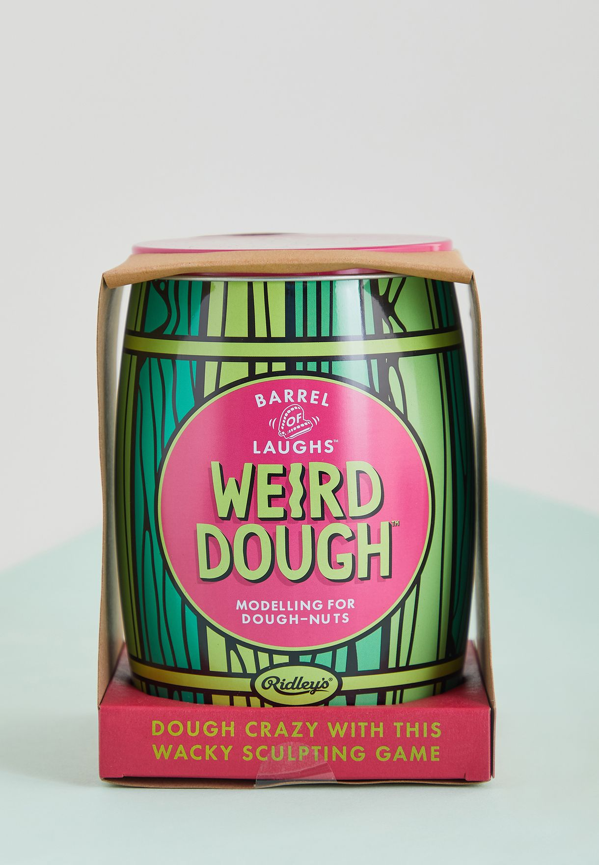 Weird Dough Game