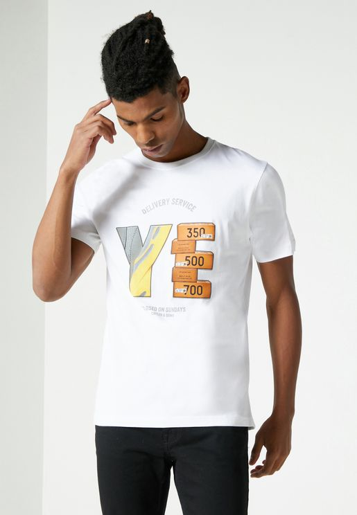YIB-Delivery T-Shirt