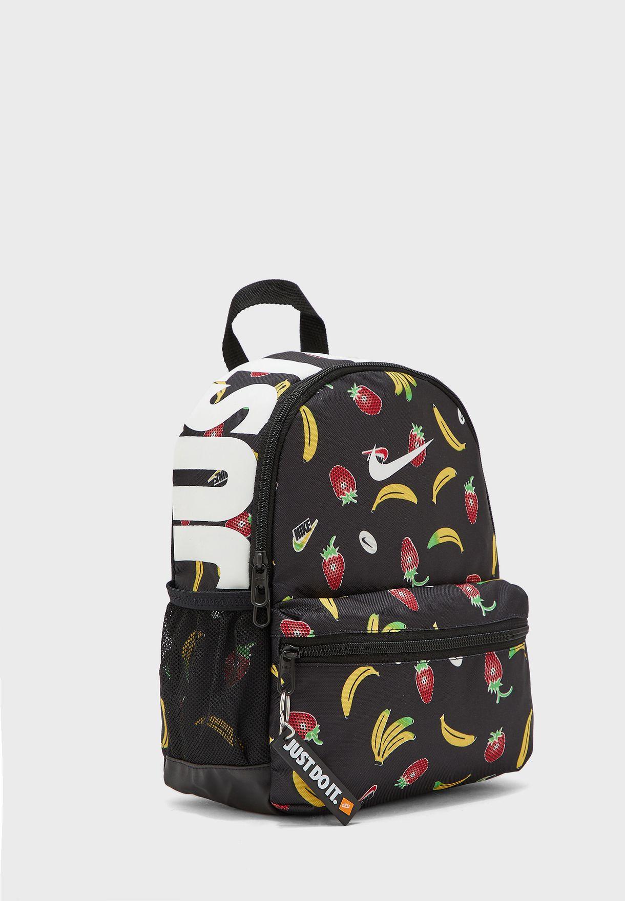 Small Brasilia AOP Backpack