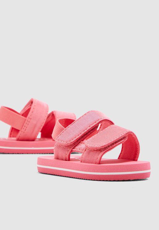 Kids Double Strap Sandal