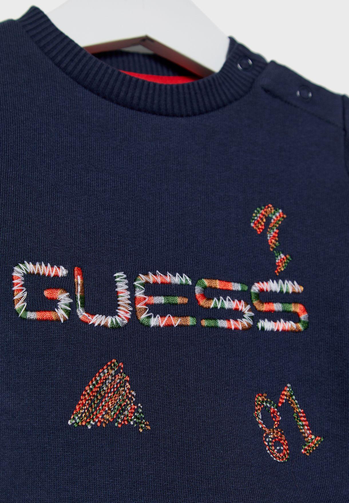 Infant Logo Sweatshirt