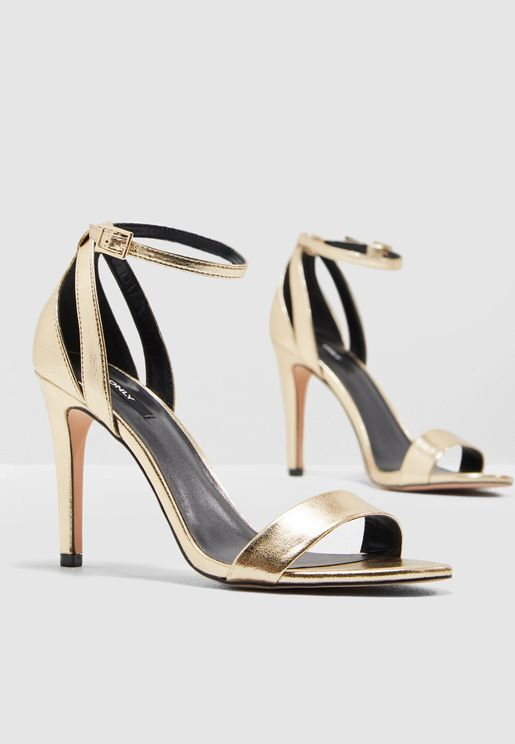 Aila Heeled Sandal
