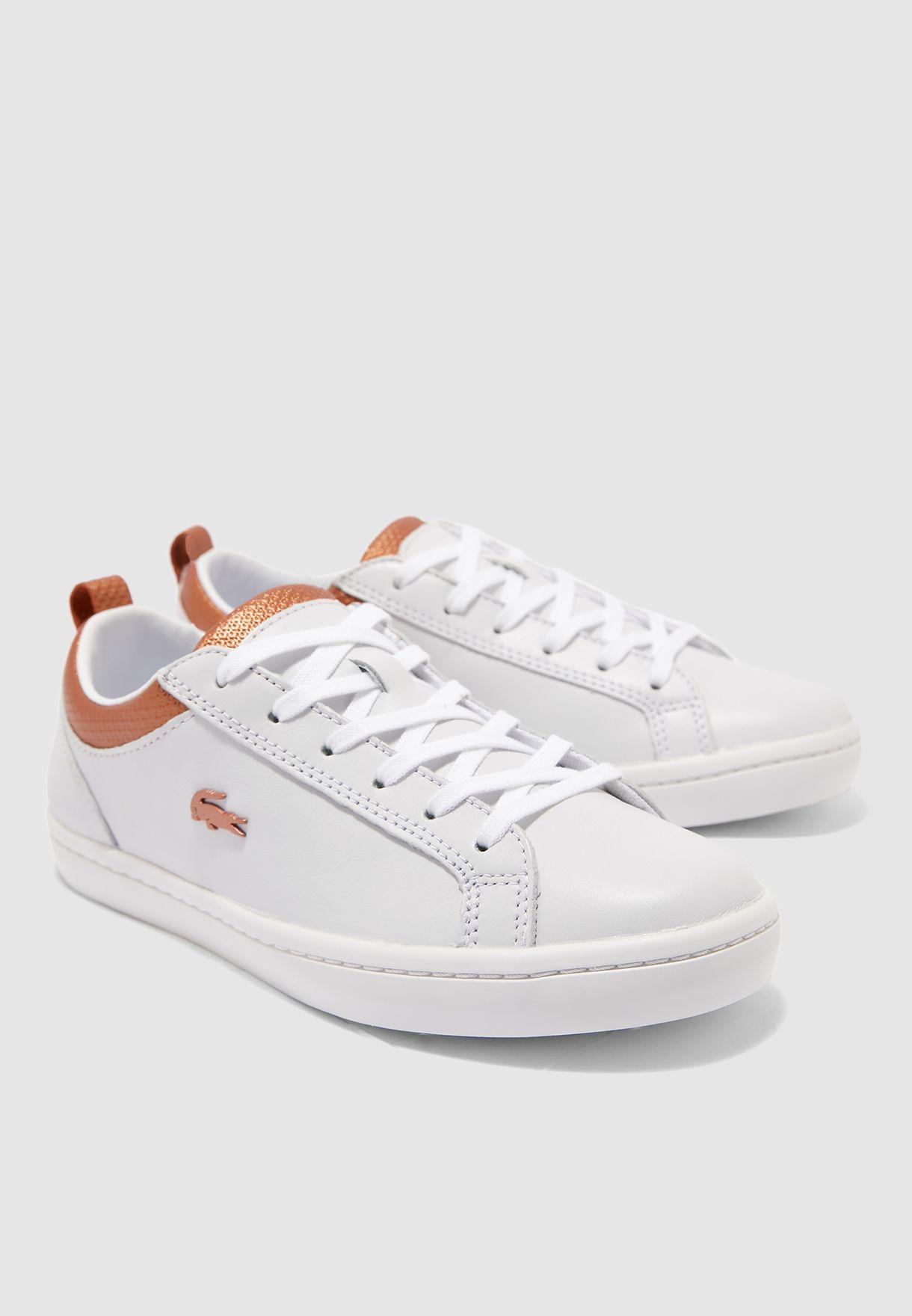 Straightset Low Top Sneaker