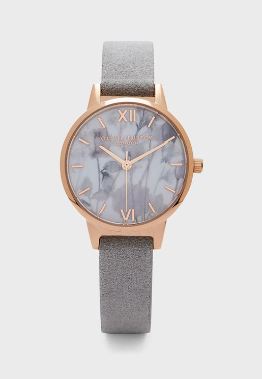Eco Friendly Analog Watch