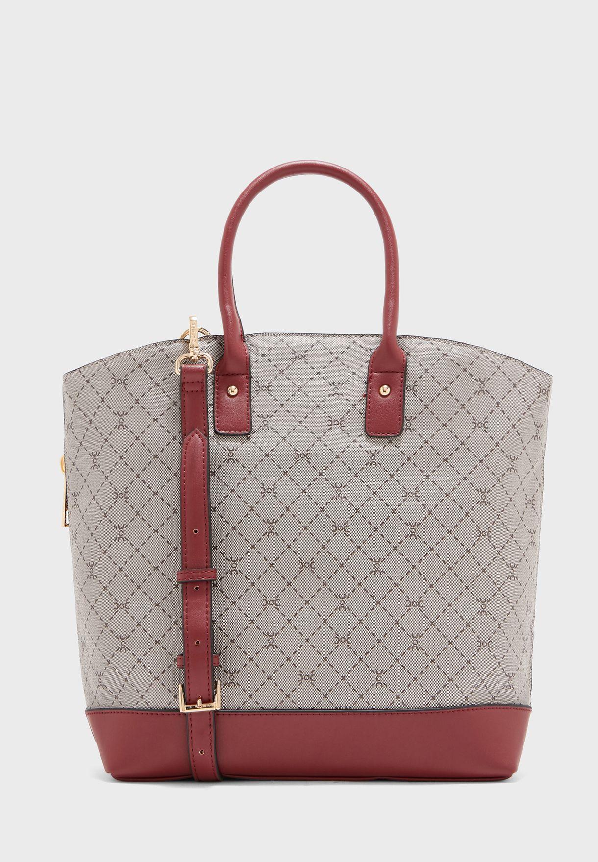 Michela Hand-Held Shopper Bag