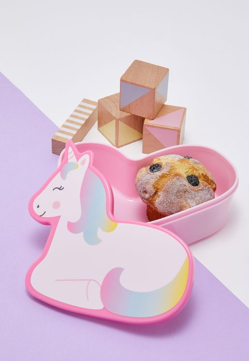 Evie Unicorn Lunch Box