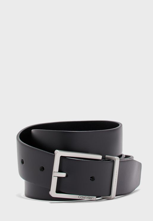 Logo Adjustable Belt