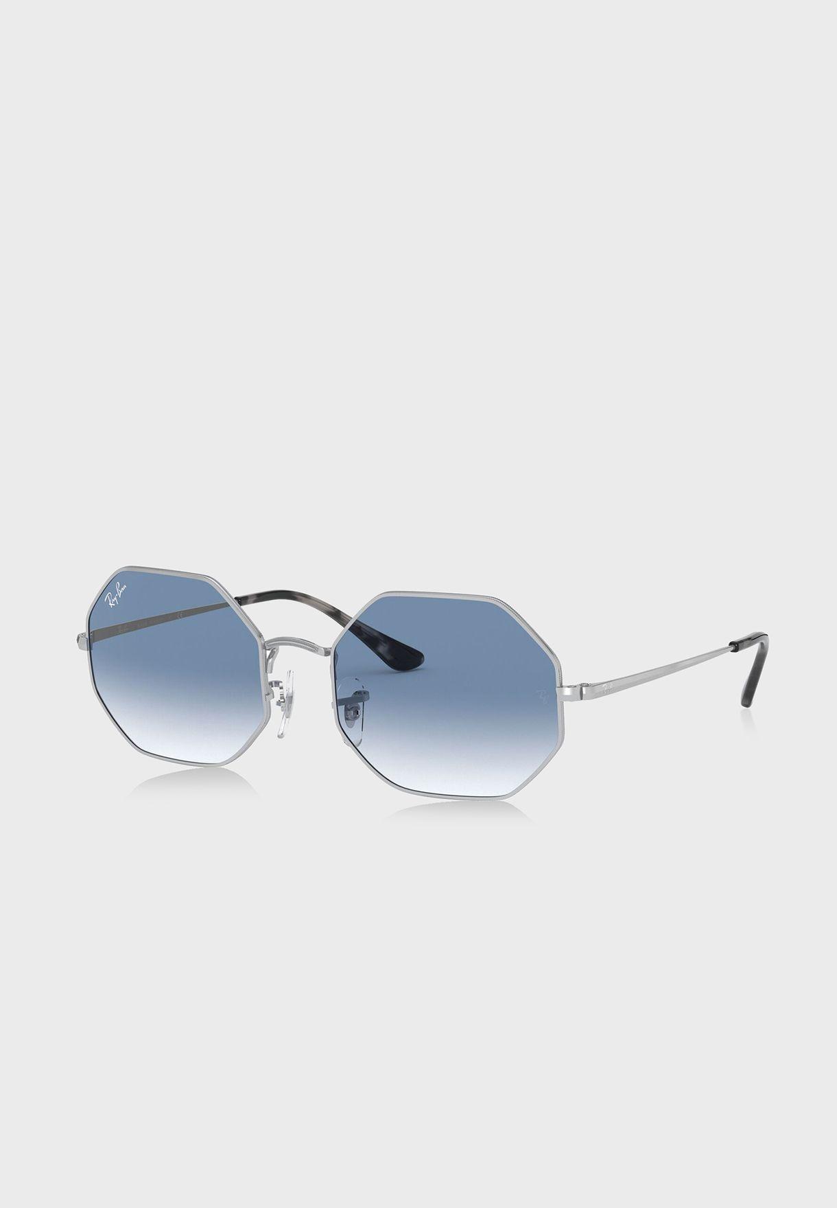 نظارة شمسية ثمانية الاضلاع