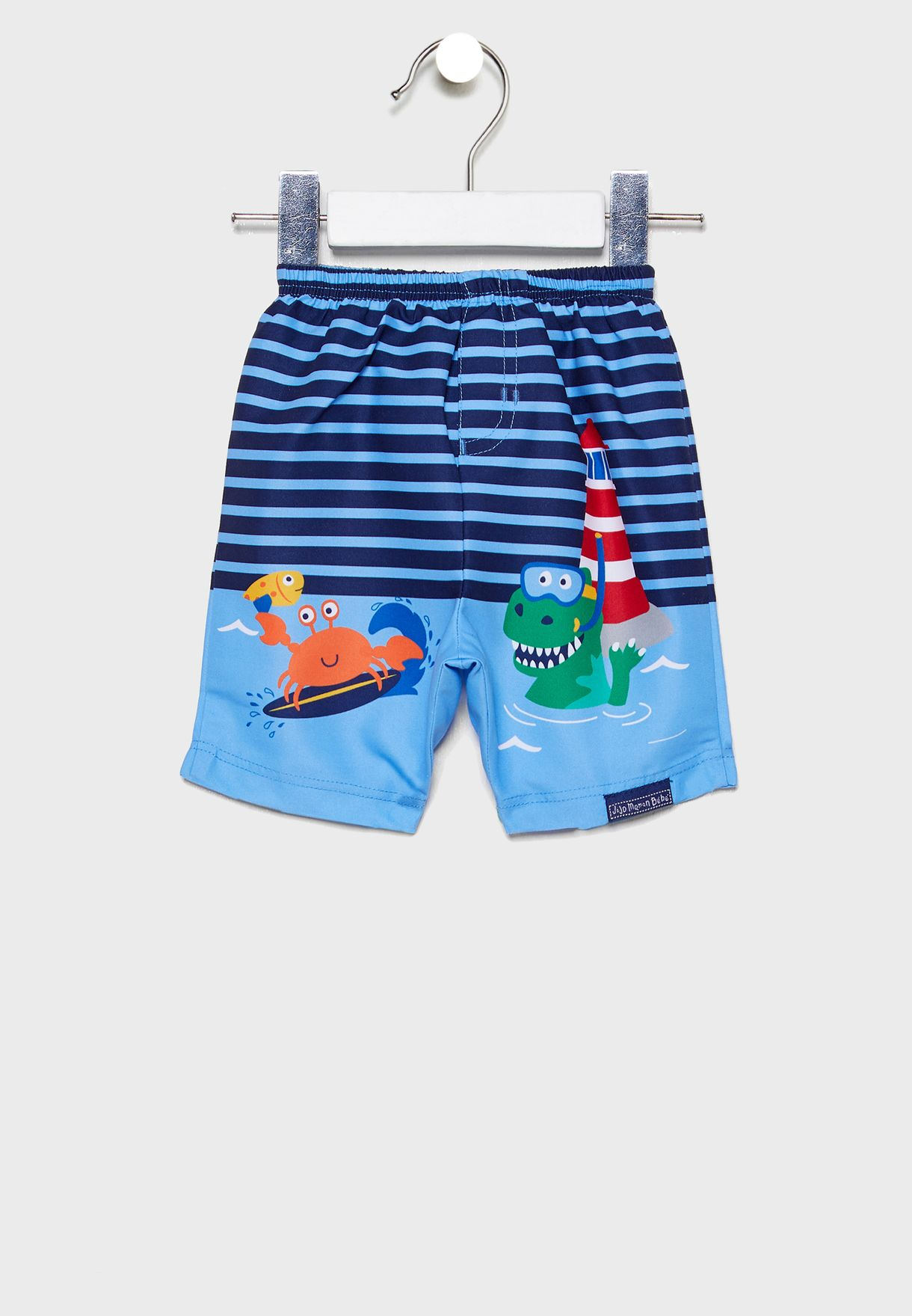 Kids Scenic Swim Shorts