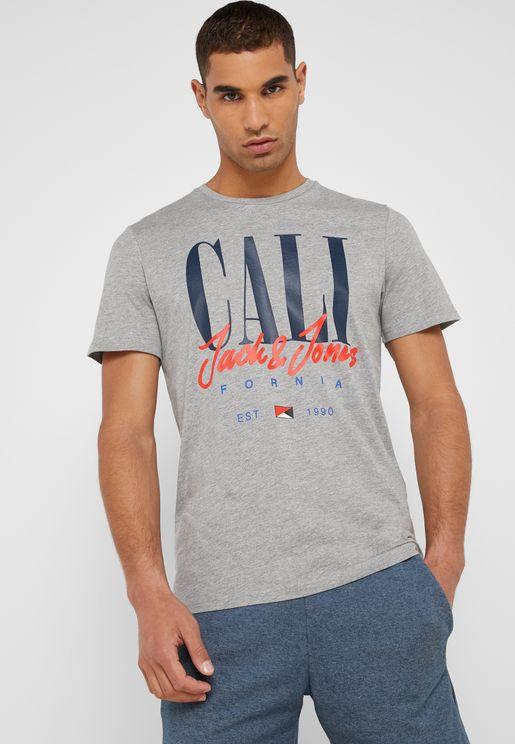 Art Sign  Crew Neck T-Shirt