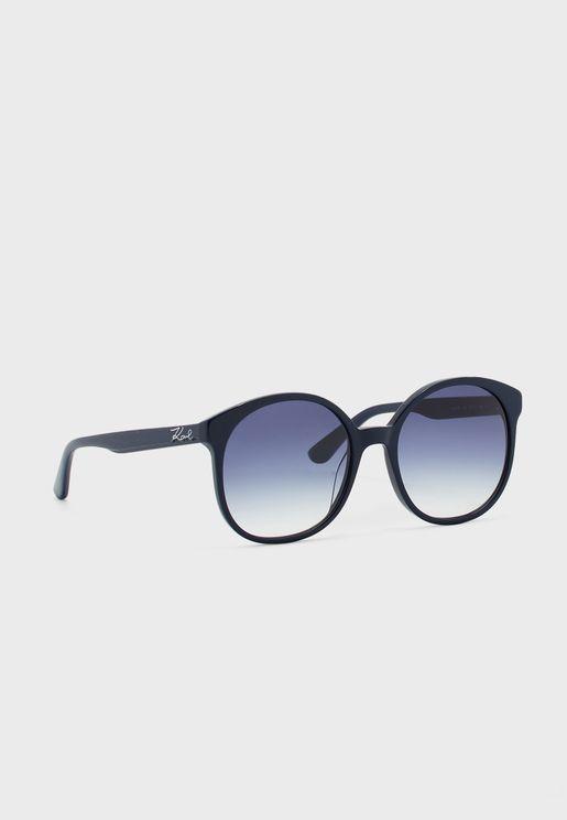 KL6015S Round Sunglasses