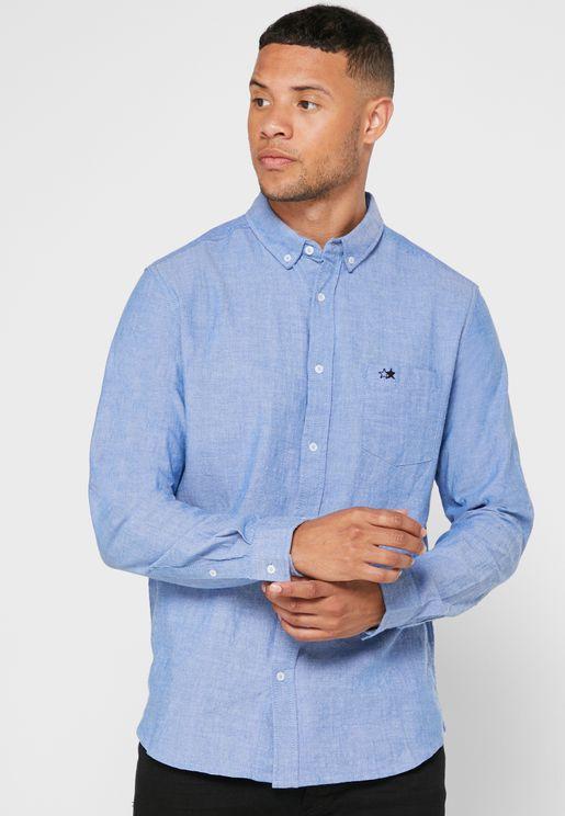 Essential Collar Neck Shirt