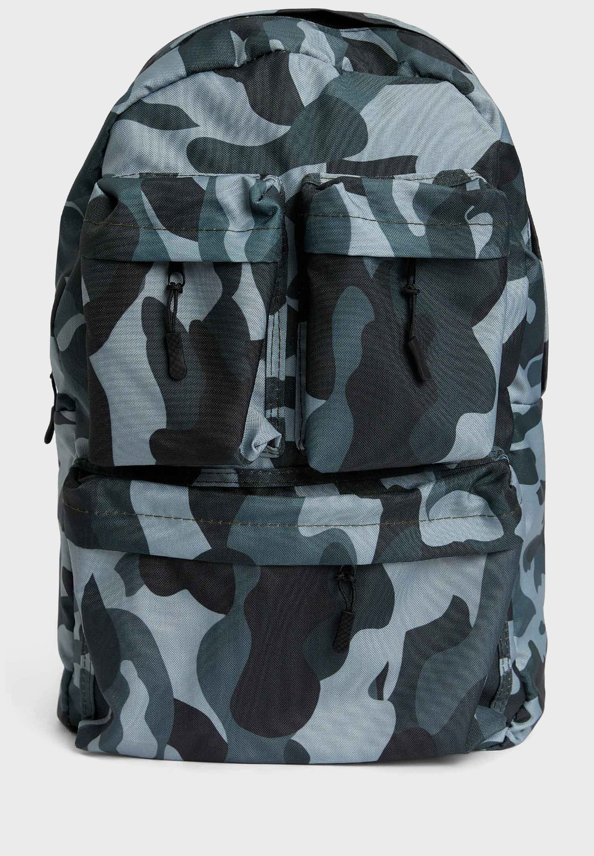 Middle Zip Backpack