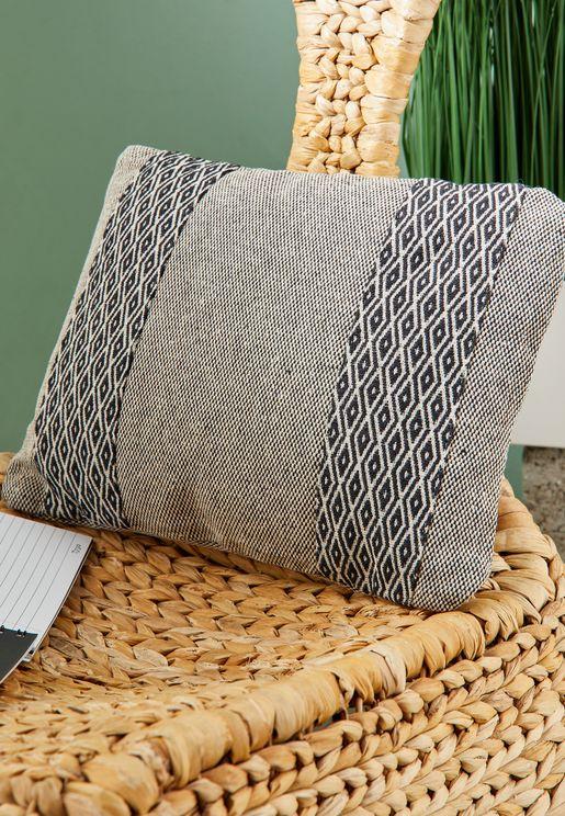 Tassel Cushion With Insert