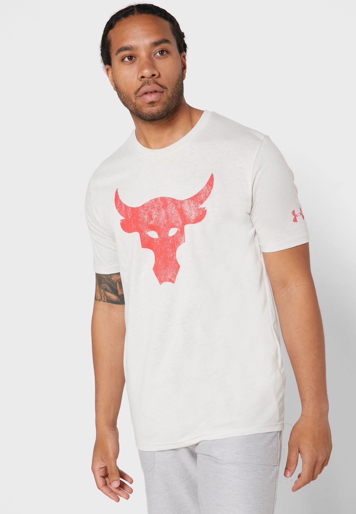 Project Rock Brahma Bull T-Shirt