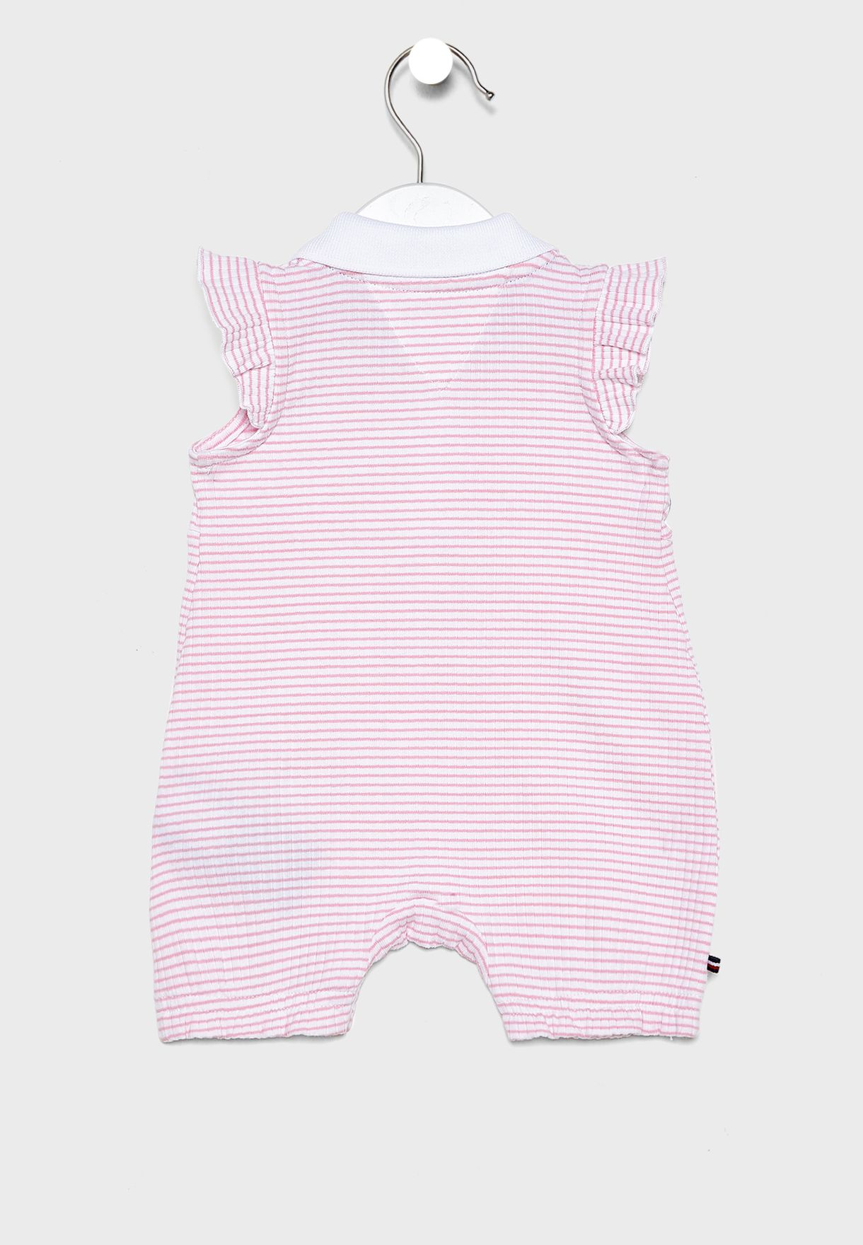 Infant Striped Playsuit