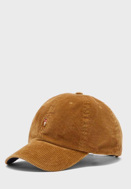 Ribbed Curved Cap