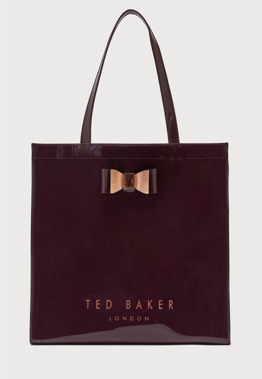 Sofcon Bow Detail Tote
