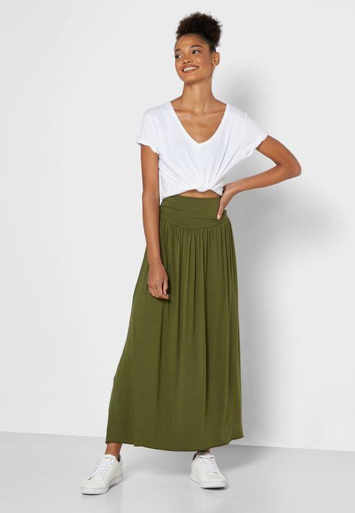Essential Maxi Skirt