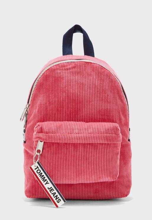 Logo Tape Cordur Backpack