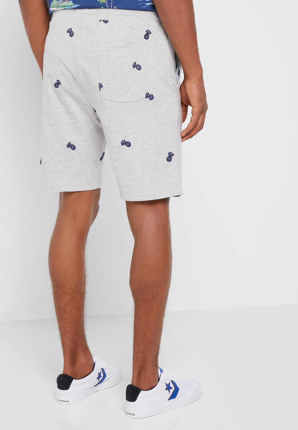 Santiago AOP Sweat Shorts