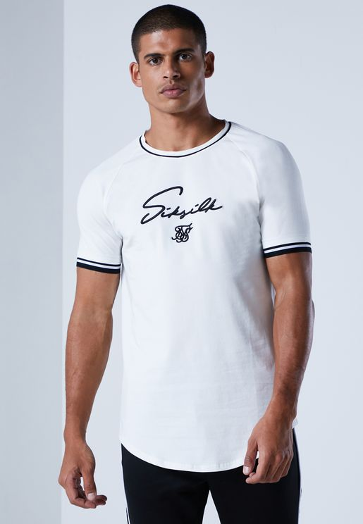 Signature Piped Tech T-Shirt