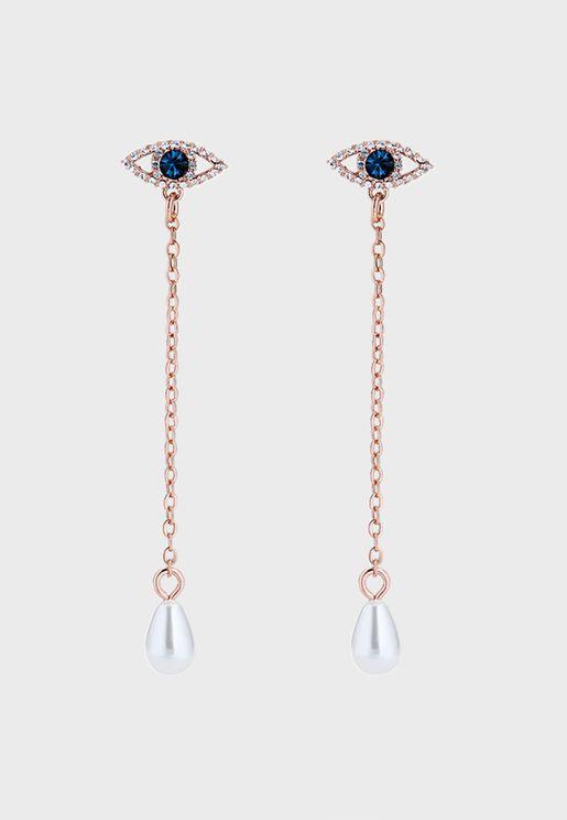 Vision Pearl Drop Earrings