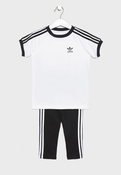 Infant 3 Stripes Set