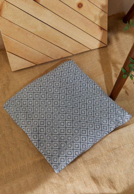 وسادة بطبعة آزتيك 45 ×45