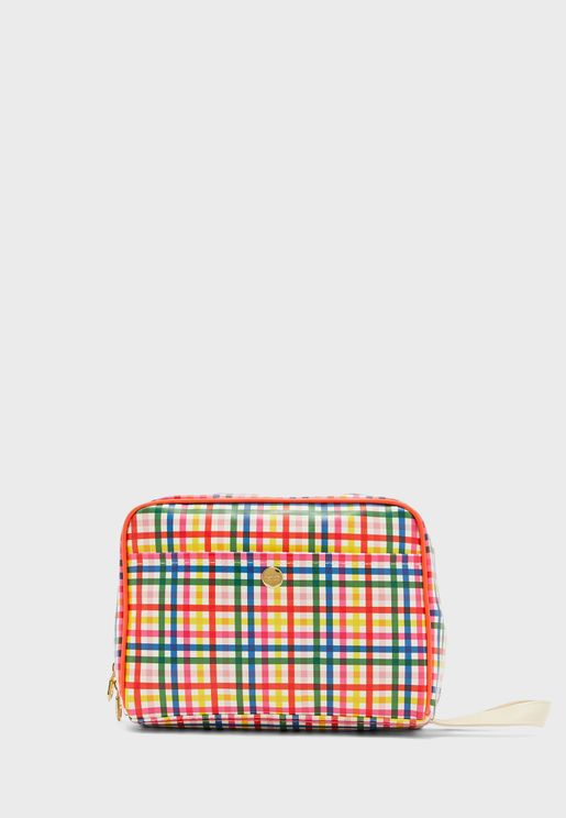 Block Party Toiletry Bag