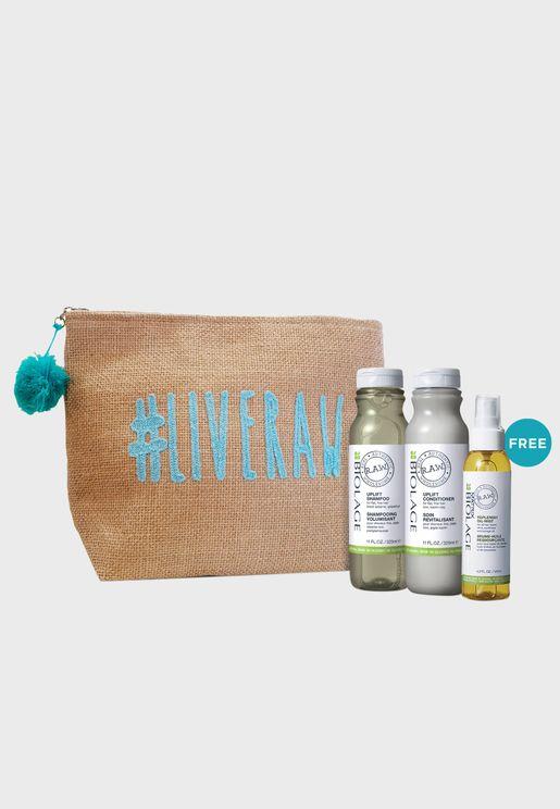 Uplift Shampoo + Conditioner Set