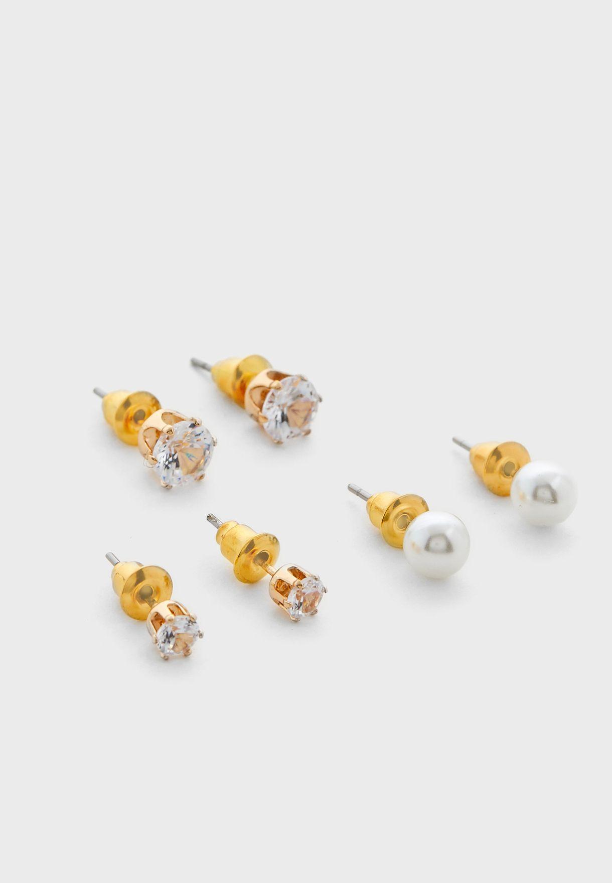 Zealle Multipack Earring