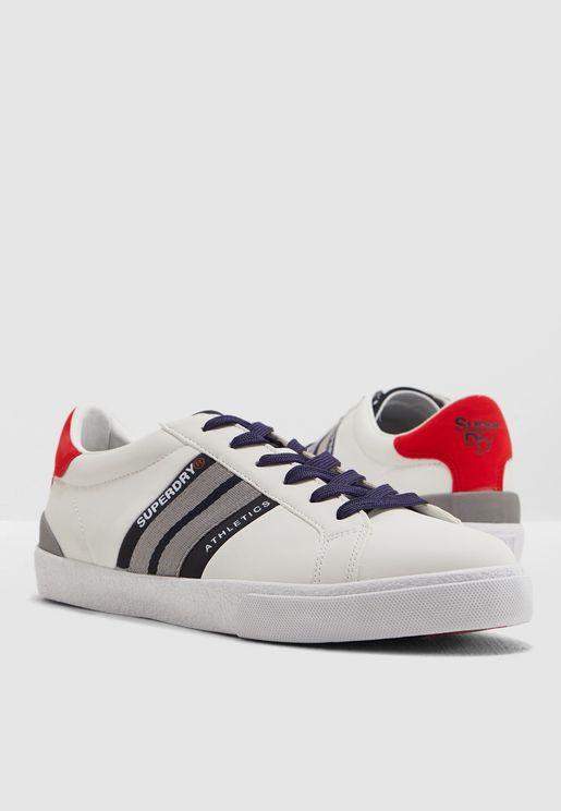 Vintage Court Sneakers