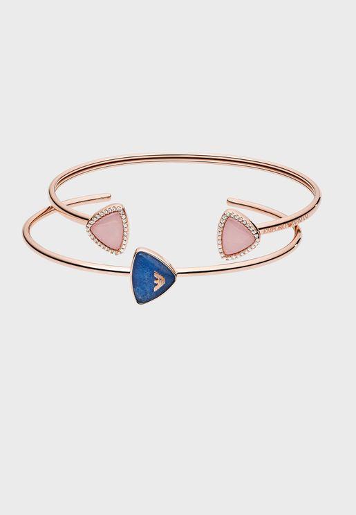 EG3447221 Stone Studded Bracelet