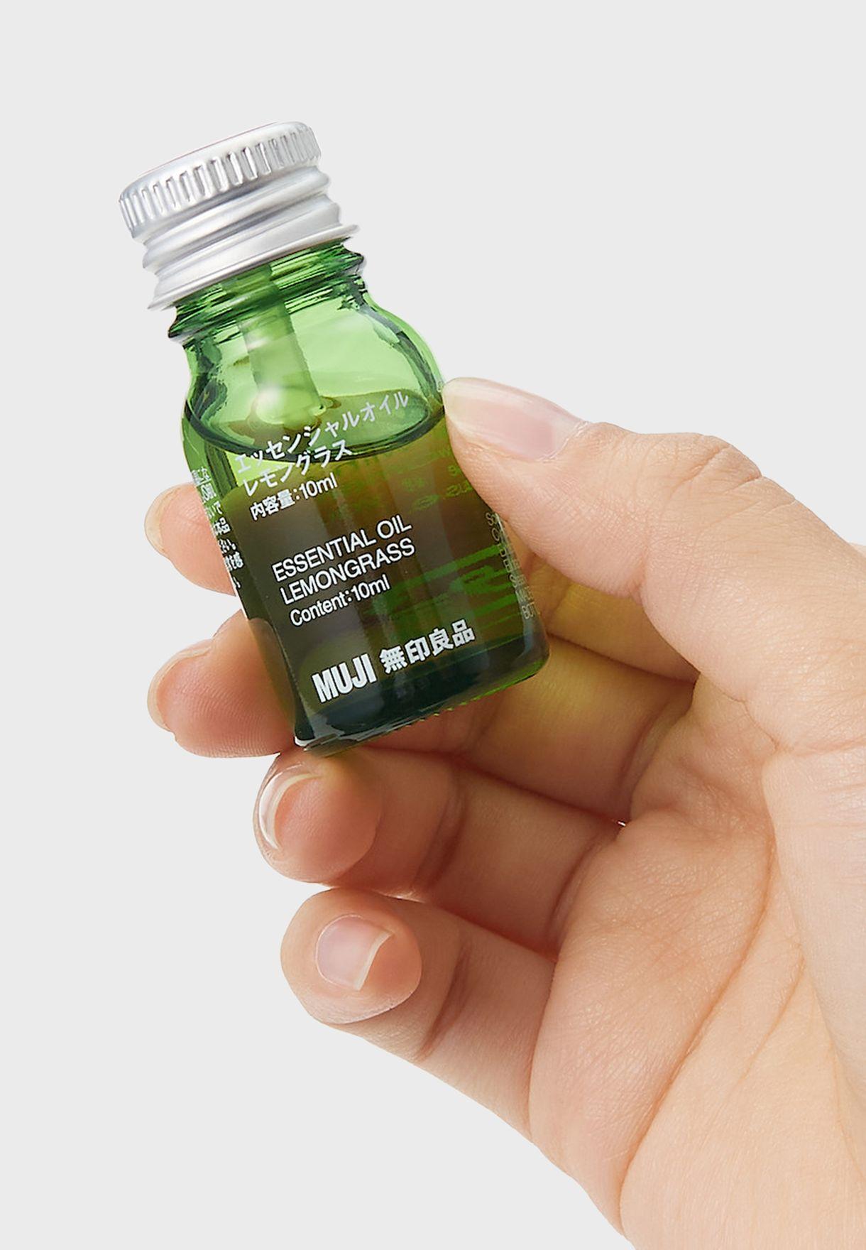 Essential Oil Lemongrass 10Ml