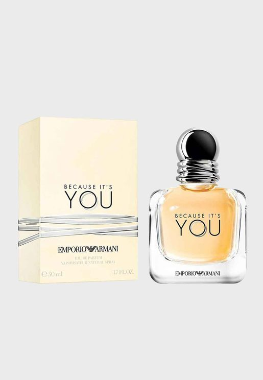 Because Its You Eau De Parfum 50Ml