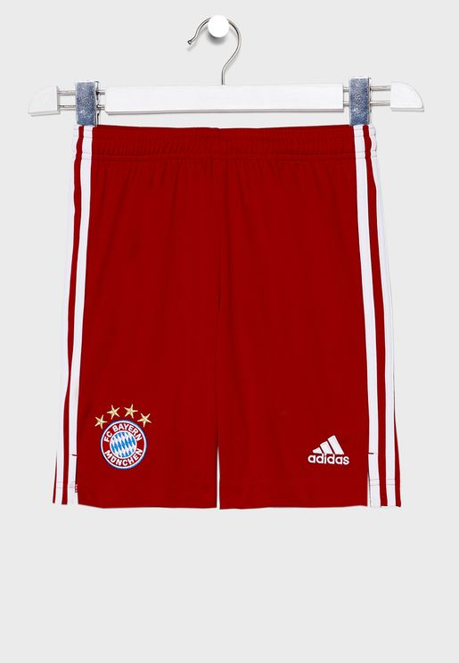 Youth FC Bayern Home Shorts