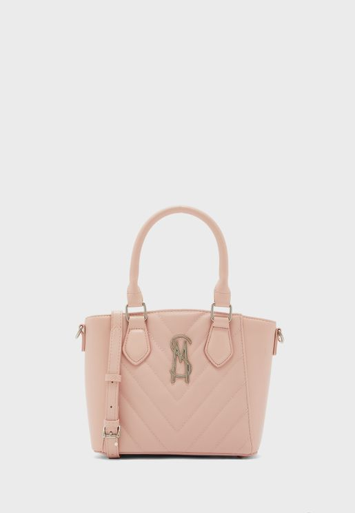 Bisha Quilted Tote