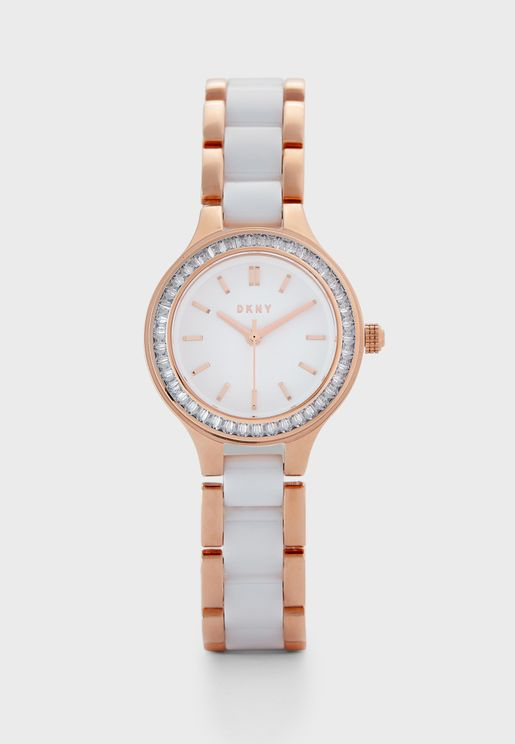 NY2496 Chambers Analog Watch