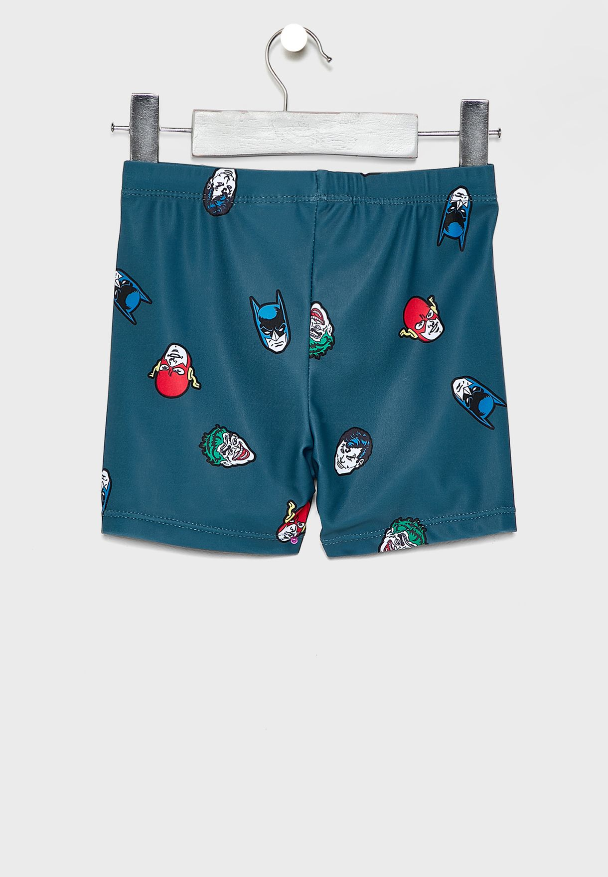 Kids Justice League Swim Shorts